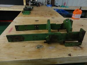 Ch11853 Side Frames frame Removed From 1979 John Deere 950 Tractor 850 950 1050