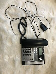 At t 1070 4 line Small Business Phone W Stand Handset Speakerphone 4 f2