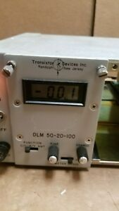Transistor Devices Dlm50 20 100 Modular Dynaload 6