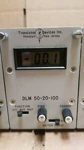 Transistor Devices Dlm50 20 100 Modular Dynaload 2