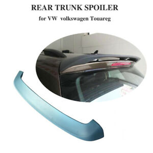 Abs Unpainted Rear Trunk Spoiler Wing Abt Type For Volkswagen Vw Touareg 11 17