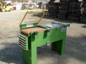 Sergeant L bar Shrink Wrapper Model 1620c stdy Ht