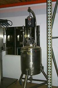 Lee 30 Gallon Reactor