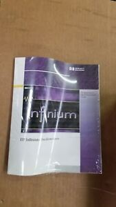 Hp Infinium Oscilloscope Programmer s Quick Reference Guide New