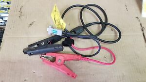 Midtronics Celltron Battery Tester Alligator Clamp Test Leads