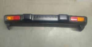1999 2000 2001 2002 2003 2004 Land Rover Discovery Ii 2 Complete Rear Bumper