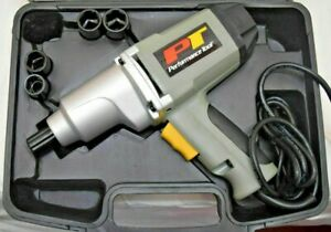 Brand New Performance Tools 1 2 Impact Wrench Electric
