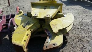 Hydraulic Shear For 20 35 Ton Excavators Brand New Shipping Available