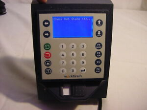 Workbrain Fingerprint Time Clock Unit Tlt3000