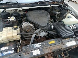 1996 Buick Roadmaster Chevy Lt1 Engine 350 Motor Hear It Run Vin P W Accessories