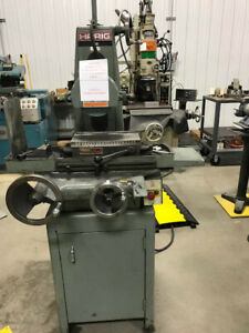 6 W 12 L Harig 612 Surface Grinder Walker 612 Pmc