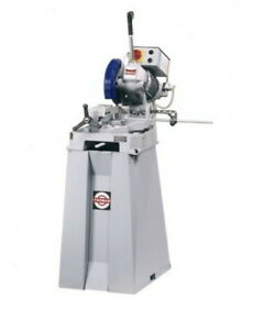 10 Blade Dia 1 2hp Hp Dake Cut 250 Manual made In Italy Cold Saw 110v 1ph