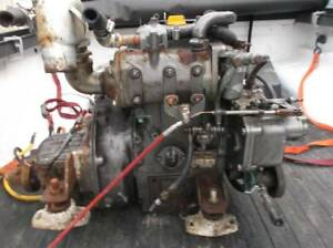 Yanmar 2qm15 14 Hp Marine Diesel Engine With Kanzaki Transmission