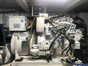 Northern Lights M843n 12 Kw Marine Diesel Generator 60 Hz