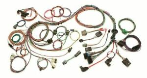 Painless Performance Fuel Injection Harnesses Gm Tbi 60201 Free Shipping