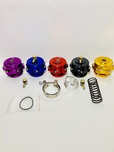 50mm Tial Blow Off Valve Bov Version 1 Holds Up 35psi Cnc Aluminum Machined Usa