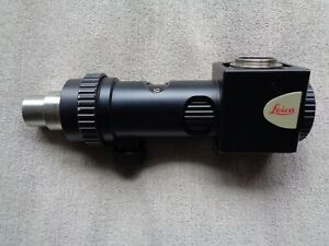 Leica Zoom Video Adapter C Mount 10446592 Opmi Surgical Operating Microscope