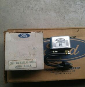 D2oz 18c641 a Nos Oem Ford Heated Back Window Glass Relay 1972 Torino