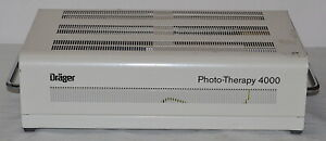 Drager Phototherapy 4000 2m21700 20