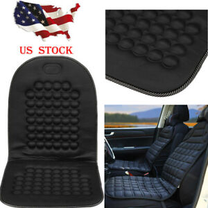 Universal Comfortable Car Van Seat Cover Massage Health Cushion Protector