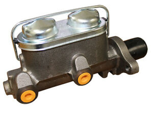 1 Bore Dual Reservoir Gm Type Master Cylinder