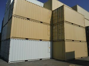 20 Ft Shipping Container one Trip