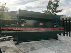 Dreis Krump Chicago 55 Ton X 242 Press Brake Model 1214 b