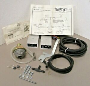 Vortec Md30 2500 Engine Idler And Voltage Monitor Component Lot High Idle Kit