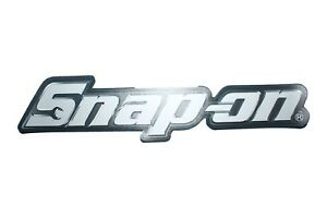 Snap on Tools Logo Decal Magnet Fridge Toolbox Garage Man cave New Bottle Opener