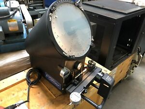 Fowler 12 Optical Comparator 53 900 000