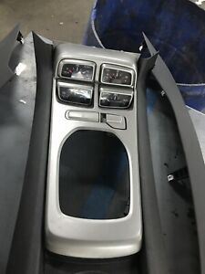 2010 2011 2012 2013 2014 2015 Camaro Center Console With Guages Automatic manual