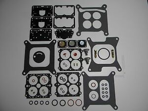 Holley 4150 Carb Rebuild Kit Double Pumper 850 750 650 600