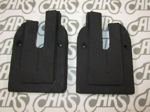 1964 1965 Gm A Body Hardtop Convertible Quarter Window Lock Pillar Seals Pair