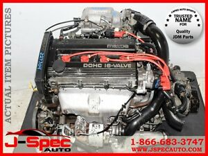Jdm Mazda Bp Turbo Engine Mazda Familia 323 Gtr Gtx Engine Only Bp T Gtx Gtr