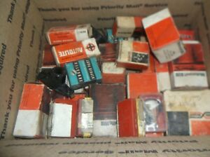 Lot Nos Gm Parts Autolite Motorcraft Delco Remy