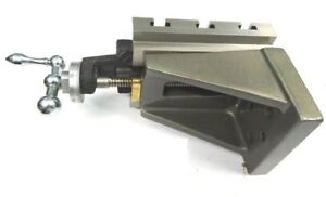 4 X 5 Lathe Vertical Milling Slide Attachment Fixed Base