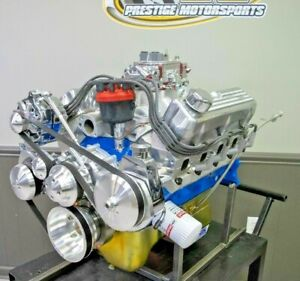 427 Ford Stroker Crate Engine All Forged 351w Block Complete Turn Key 500hp