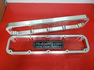 Valve Cover Spacers 1 Magnum Small Block Mopar 5 2l 318 5 9l 360 10 Bolt