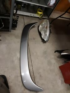 2002 02 Acura Rsx Oem Factory Spoiler Wing Assembly