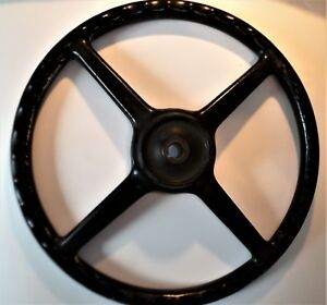 Excellent Orig Model A Steering Wheel 1931 And 1930 S W Keyed Shaft No Cracks
