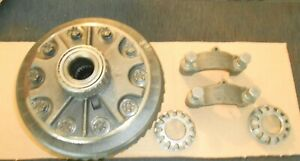 94 98 Land Rover Discovery 1 Oem Front Rear Differential Gears Parts