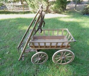 Rare Vintage 1953 Farm Wagon What A Beauty In Excellent Condition