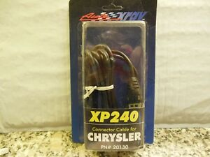 Autoxray 20120 New Obd I With Sci Replacement Cable For Chrysler 1983 To 1995