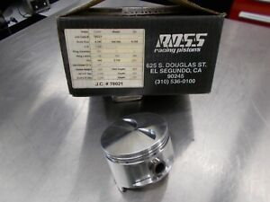 Ross Pistons For Big Block Mopar Chrysler