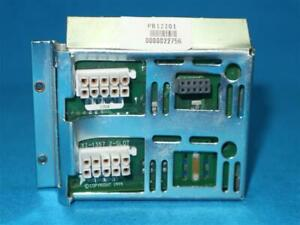 National Instruments Scxi 1357 2 slot Backplane Adapter Deformed