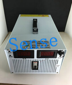 Ac200 240v To 0 30vdc 100a Output Adjustable 3000w Power Supply With Display