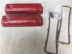 Ford F100 Y Block Valve Covers
