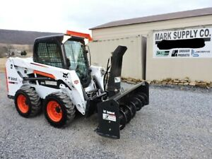 Nice 2016 Bobcat Sb200 72 Snow Blower For A Bobcat Skid Steer Loader Low Flow