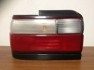 1997 Toyota Corolla Left driver Tail Light Oem