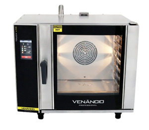 Venancio Combi Oven 6 Full Size Rack Capacity Electric With Free Shipping